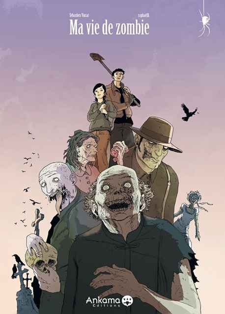 Ma vie de Zombie