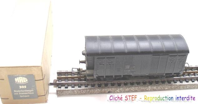 Hag les wagons de marchandises première série 1206240203198789710021387