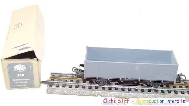 Hag les wagons de marchandises première série 1206240203208789710021389