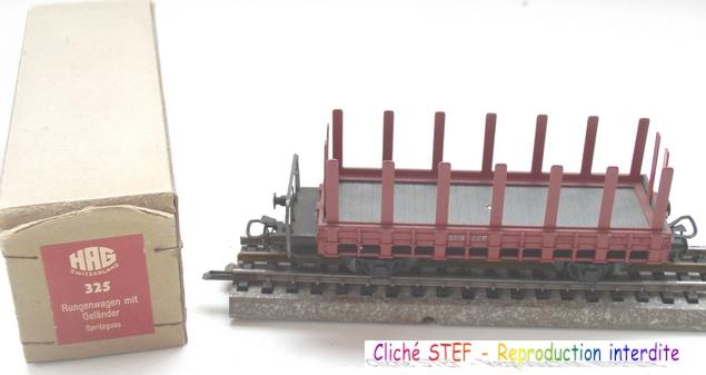 Hag les wagons de marchandises première série 1206240203208789710021390