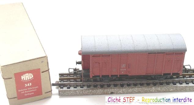 Hag les wagons de marchandises première série 1206240203228789710021397