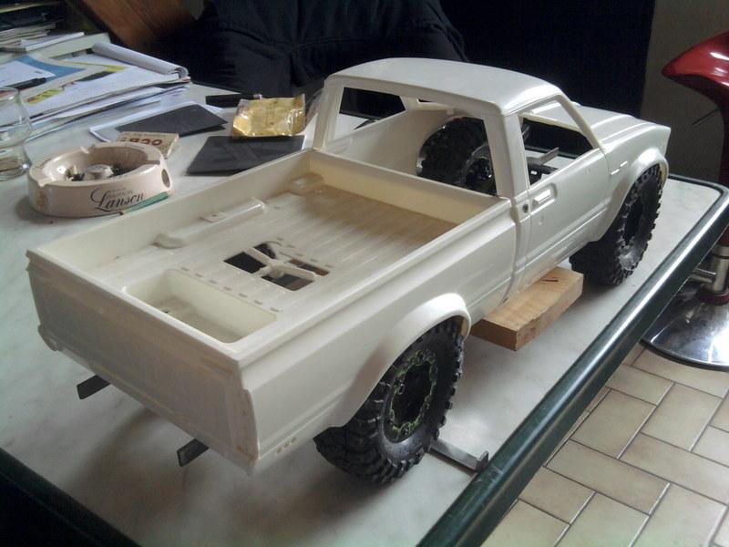 [Losi Mini Rock Crawler] Toyota Hilux, ponts Losi Mini Rock Crawler 1206240721352281110023425