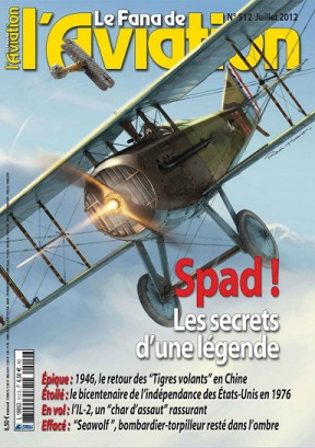 [FT] Le Fana de l'Aviation N°511 Juin 2012 & N° 512 Juillet 2012