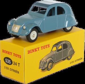 Citroën 2cv Atlas