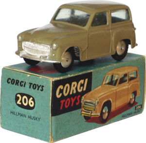 Hillman Husky Corgi-Toys