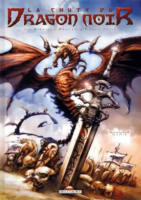 [FH] La chute du Dragon Noir, Tome 1 : Nadir