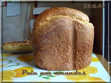 Pain aux amandes  1206260857116838310032058
