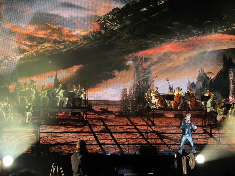 """YAROL POUPAUD parle du """"TOUR 2012"""" de JOHNNY HALLYDAY (sur Radio Campus le 22 février 2012) 12062810141914236110041682"""