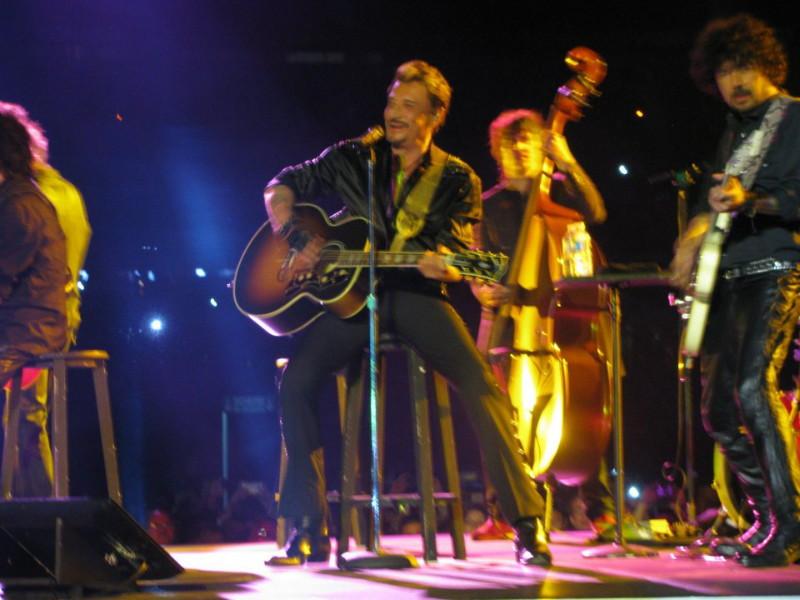 "Set list ""TOUR 2012"" JOHNNY HALLYDAY 24/04/2012 Orpheum Theatre (Los Angeles) 12062810151614236110041695"