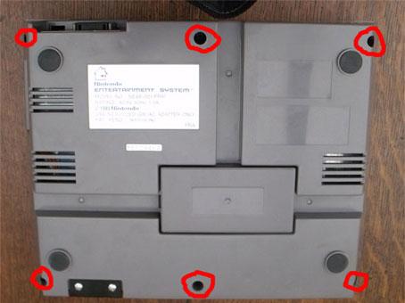 Rendre une nes pal compatible US 12070105551015188410051537