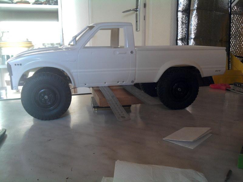 [Losi Mini Rock Crawler] Toyota Hilux, ponts Losi Mini Rock Crawler - Page 2 1207010911282281110052380