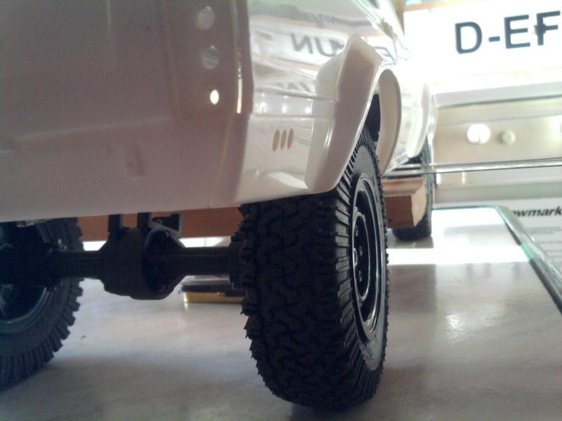 [Losi Mini Rock Crawler] Toyota Hilux, ponts Losi Mini Rock Crawler - Page 2 1207010911282281110052381