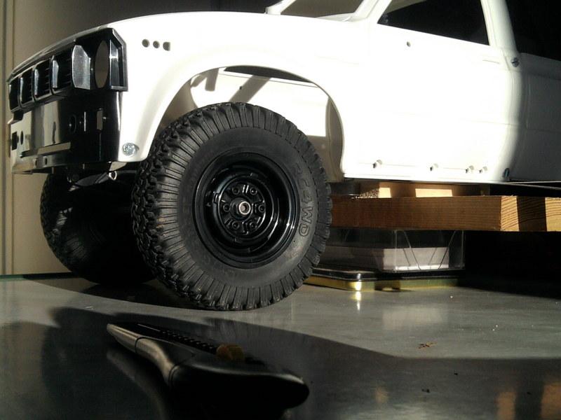 [Losi Mini Rock Crawler] Toyota Hilux, ponts Losi Mini Rock Crawler - Page 2 1207010911292281110052384