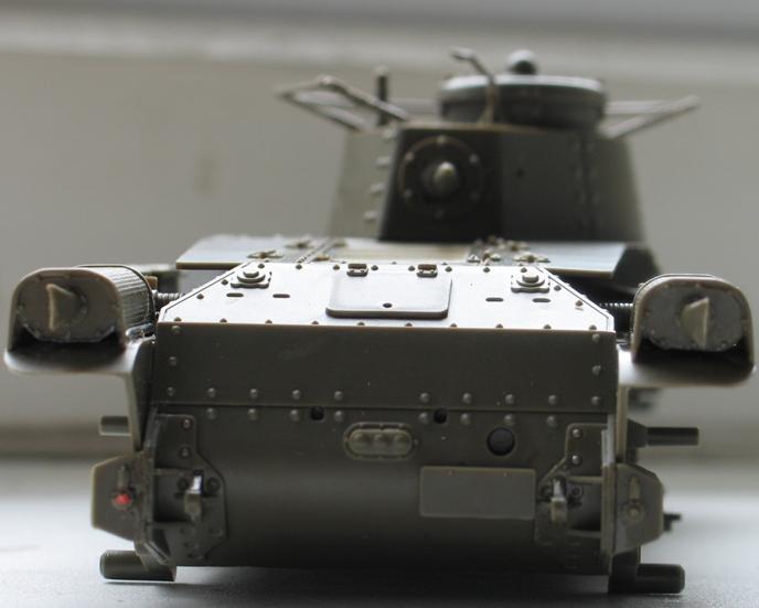 CHI HA type 97 Tamiya 1/35 1207020806156670110055438