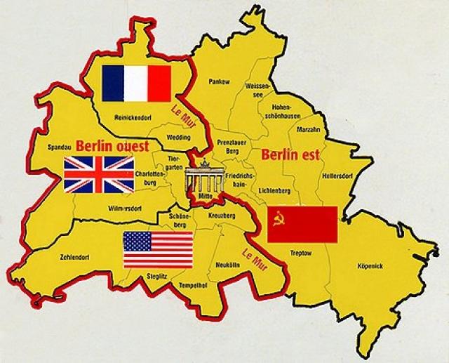 Dissertation l39europe comme enjeu de la guerre froide