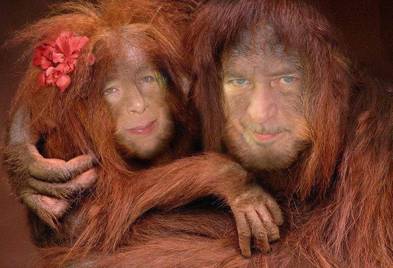 couple cromagnon photo