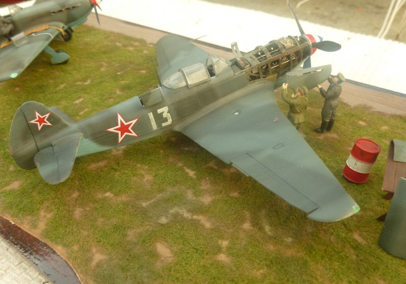 Yak-3 Roland de la Poype: Normandie Niemen - Page 2 12070407144714768310062666