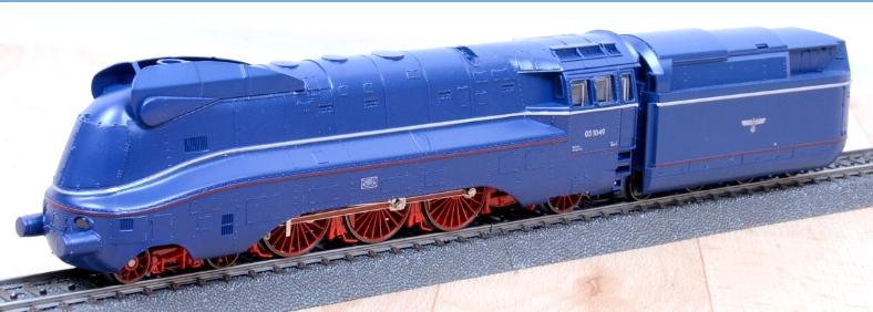 Marklin 3789 bleue 2