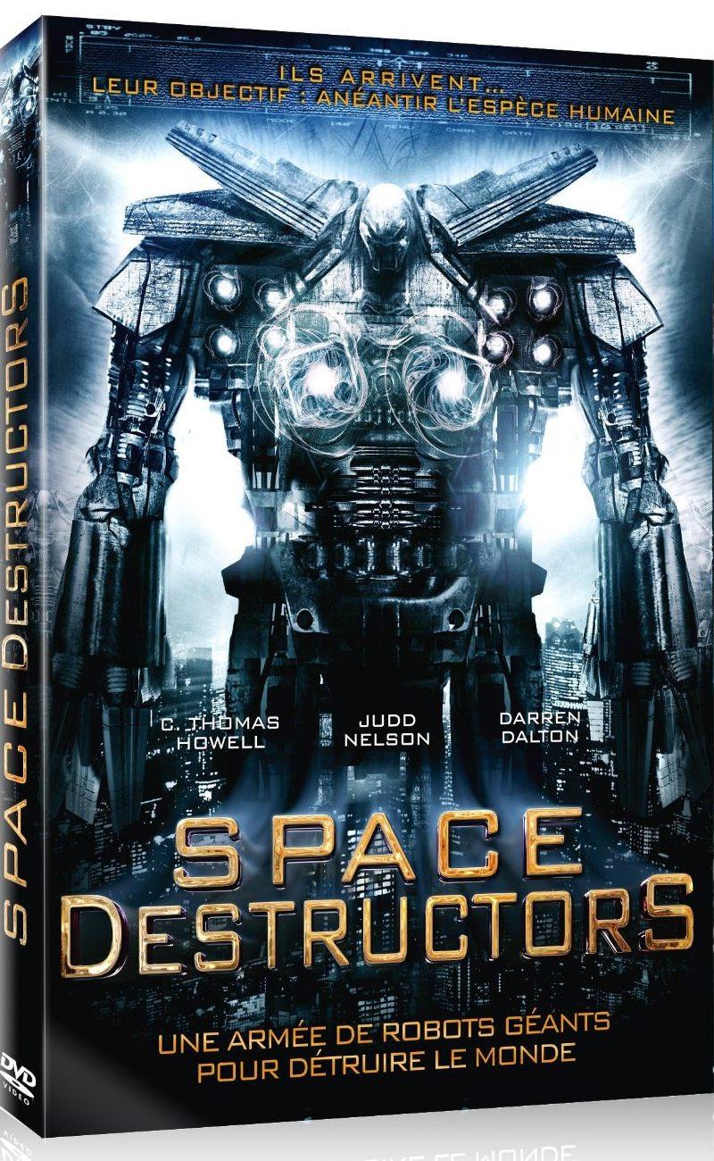 Space Destructors [TRUEFRENCH] [DVDRIP][AC3]