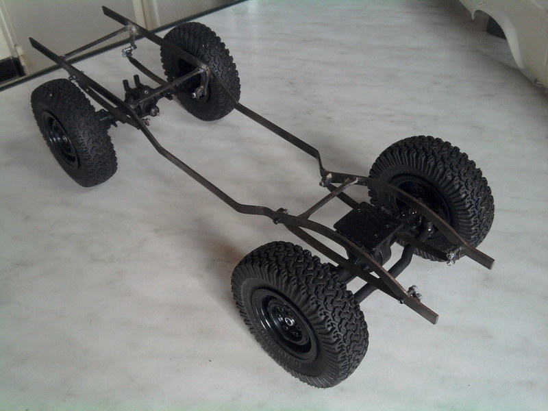 [Losi Mini Rock Crawler] Toyota Hilux, ponts Losi Mini Rock Crawler - Page 2 1207050904062281110066673