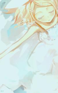 Kagamine Rin (Vocaloid) - 200*320 1207060454457226510069537