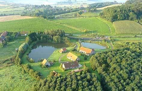 Natuurgebieden, mooie tuinen en landschappen in Frans-Vlaanderen 12071011050214196110083815