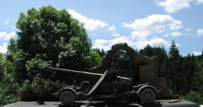 canon anti-char 88mm ARK models 1/35 1207160525376670110111079