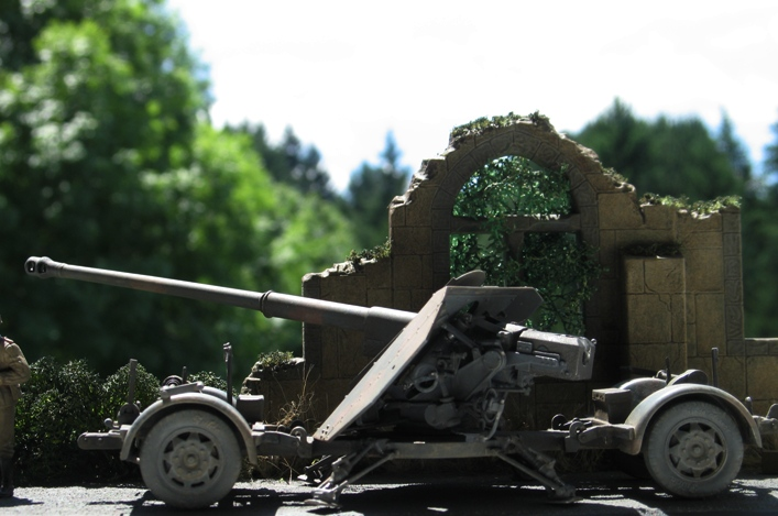canon anti-char 88mm ARK models 1/35 1207160525526670110111080