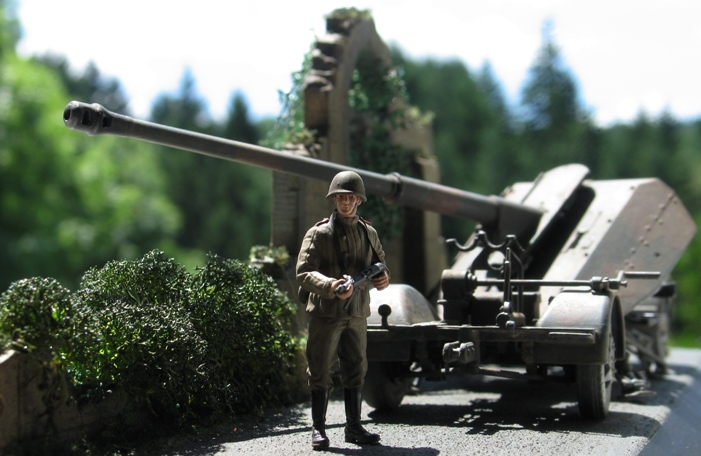 canon anti-char 88mm ARK models 1/35 1207160526246670110111084