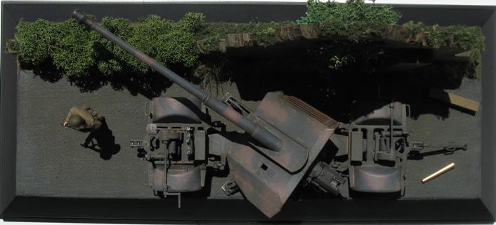 canon anti-char 88mm ARK models 1/35 1207160526376670110111085