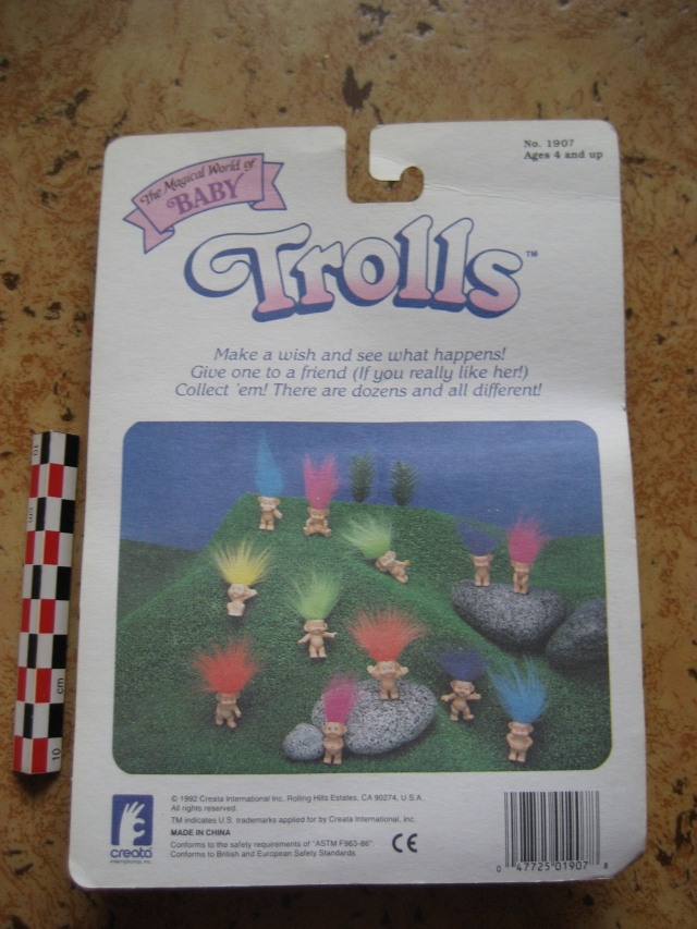 Baby Trolls, Creata 12071704482915254110114517