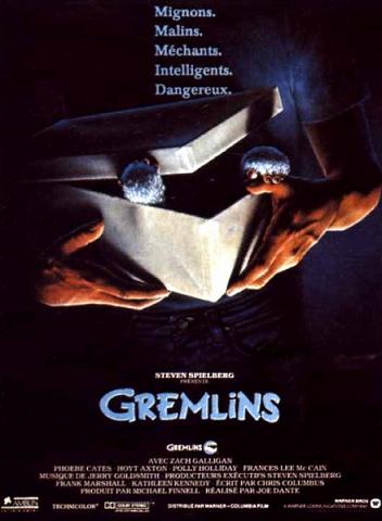 Retour vers les 80's : Gremlins (1984) dans Cinéma 12072109150815263610127278