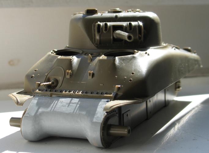 sherman M4A1(75) Italeri 1/35 1207230739256670110135686