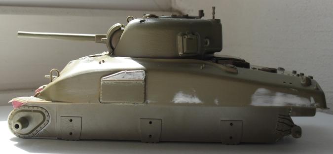 sherman M4A1(75) Italeri 1/35 1207270339476670110147499