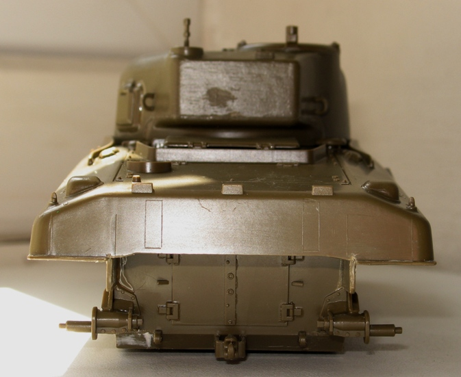 sherman M4A1(75) Italeri 1/35 1207270340276670110147505