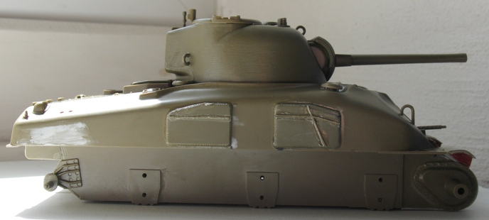 sherman M4A1(75) Italeri 1/35 1207270340386670110147508