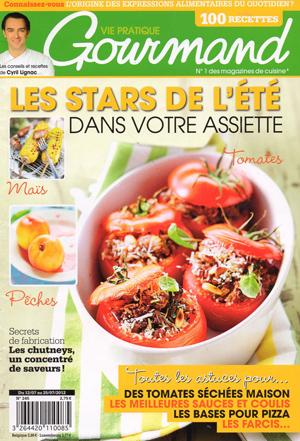 Vie Pratique Gourmand numero 245 [PDF l MULTI]