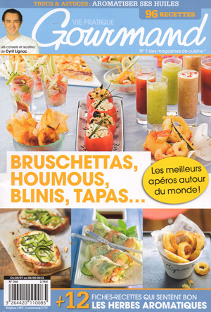 Vie Pratique Gourmand numero 246 [PDF l FR][MULTI]