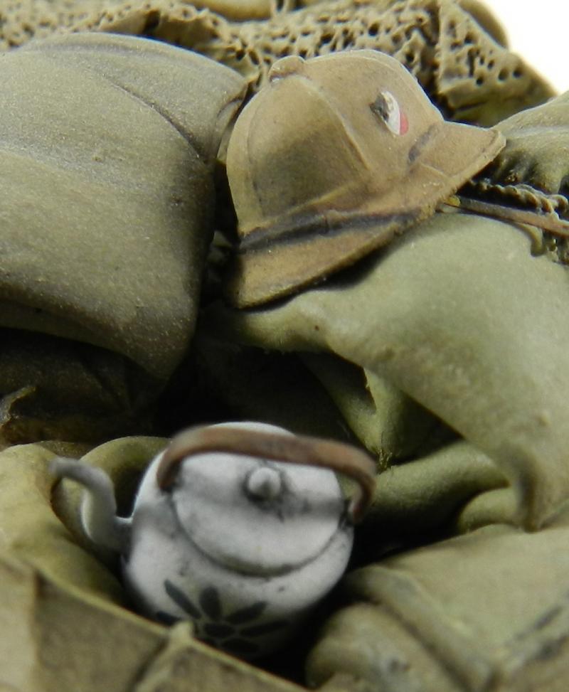 UN PETIT COIN DE DESERT : LRDG LYBIE 1942 ( DIO TERMINE). 12073107074315063810163070