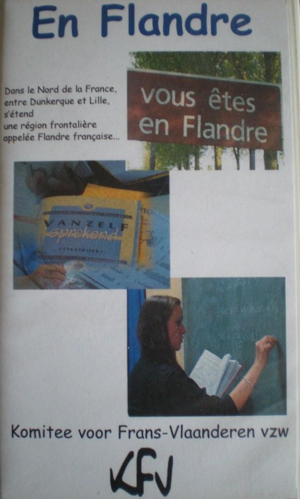 Het KFV : Komitee voor Frans-Vlaanderen 12080104382714196110165955