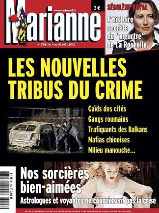 Marianne N°798 du 04 au 10 août 2012 [PDF l DF]