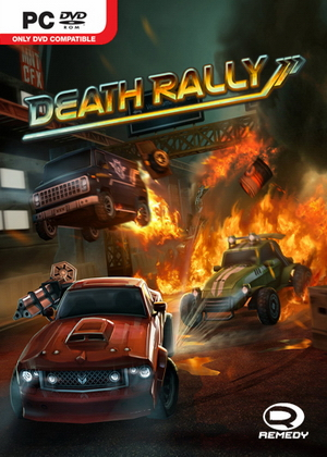 DEATH RALLY [MULTI]