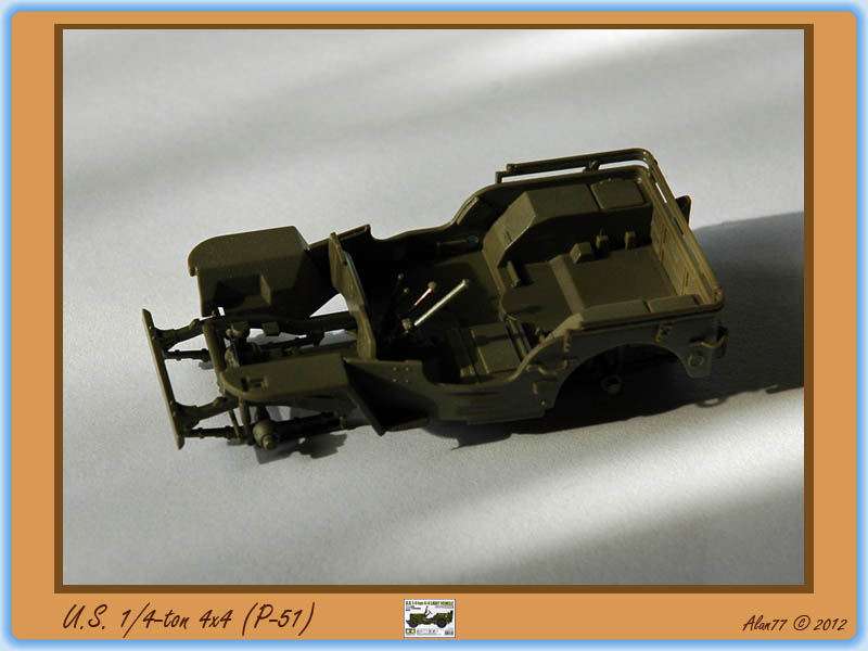 [TAMIYA] U.S. 1/4-ton 4x4 Light Vehicle 1/48 1208051017385585010180689