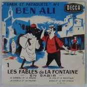 BEDOS JACQUES - Sabir et Pataouète N° 1 - 45T (EP 4 titres)