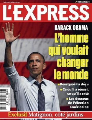 L'Express N°3188 du 08 au 14 août 2012 [PDF l DF]