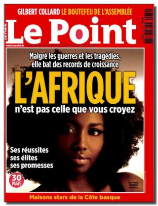 Le Point N°2082 du 09 au 15 août 2012 [PDF l DF]
