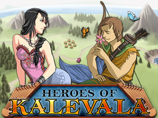 Heroes of Kalevala [FR] [Multi]