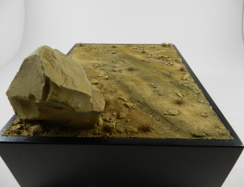 UN PETIT COIN DE DESERT : LRDG LYBIE 1942 ( DIO TERMINE). 12081207280115063810203600