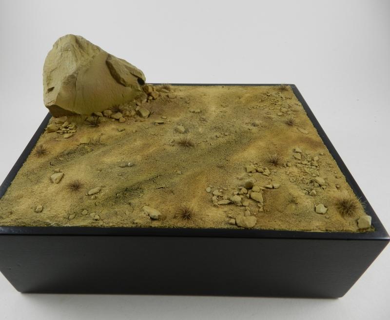 UN PETIT COIN DE DESERT : LRDG LYBIE 1942 ( DIO TERMINE). 12081207285615063810203605
