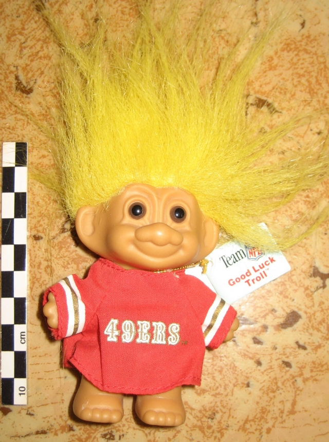 Trolls Russ, série supporters NFL et Base ball Ligue américaine 12081406065015254110210332